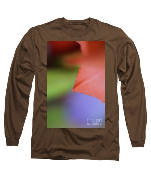 Natural Primary Colors Long Sleeve T-Shirt