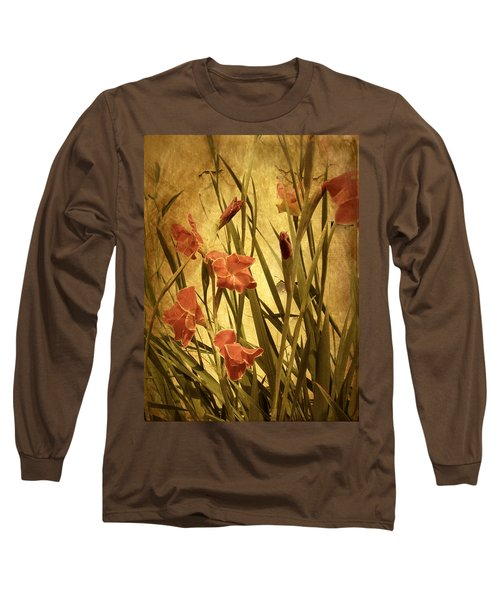 Nature's Chaos In Spring Long Sleeve T-Shirt