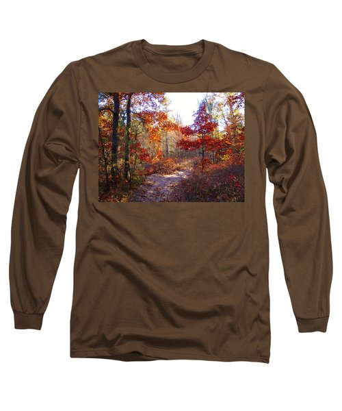 Nature's Expression-17 Long Sleeve T-Shirt