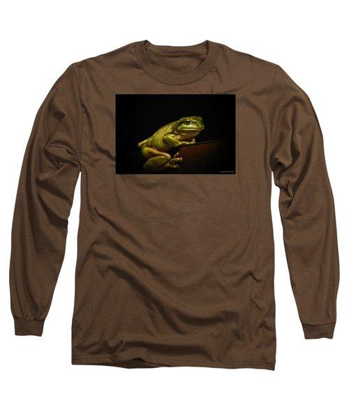 Natures Green 01 Long Sleeve T-Shirt