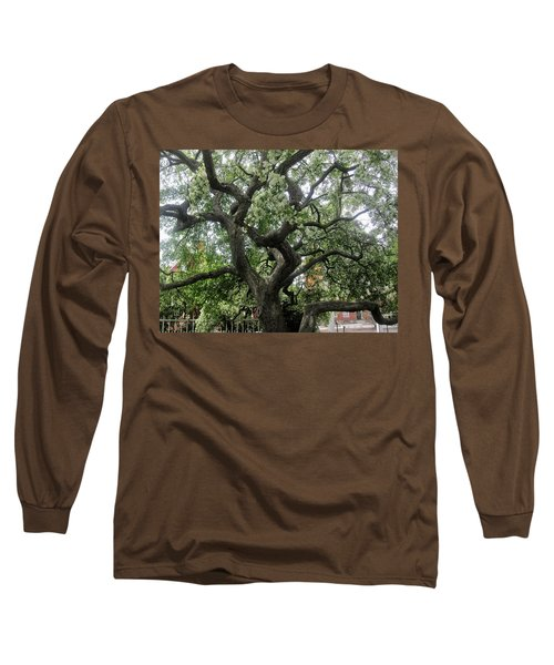 Natures Strength Long Sleeve T-Shirt