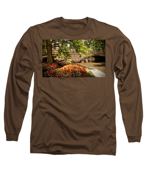 Navarro Street Bridge Long Sleeve T-Shirt