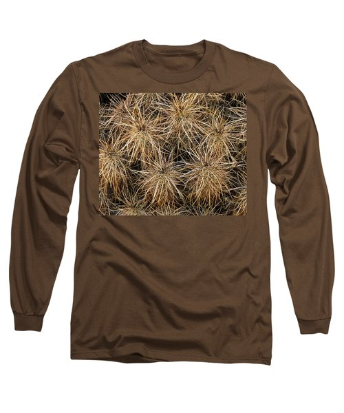 Needles And Hay Stacks Long Sleeve T-Shirt