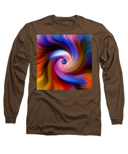 Neon Escape Long Sleeve T-Shirt