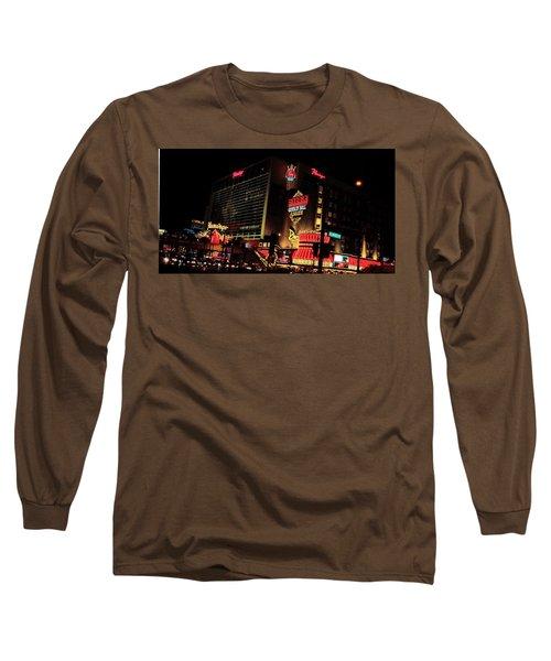 Neon Lights Long Sleeve T-Shirt