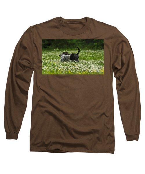 New Friends Long Sleeve T-Shirt