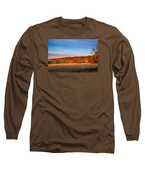 New Hampshire Country Long Sleeve T-Shirt