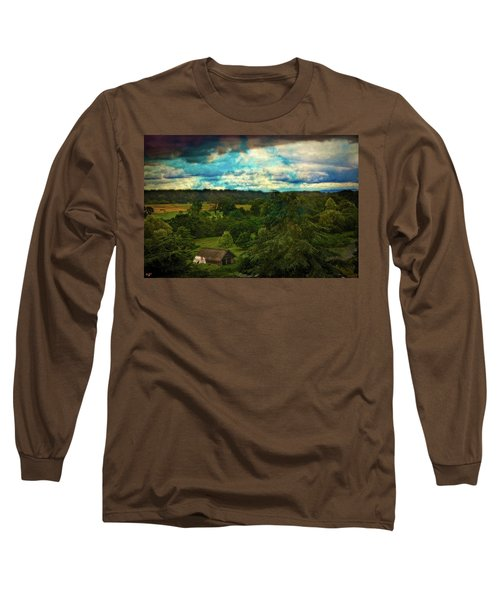 Nice Weather For Trolls In The Shire Today Long Sleeve T-Shirt