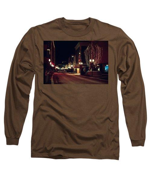 Nicollet Mall Christmas Long Sleeve T-Shirt