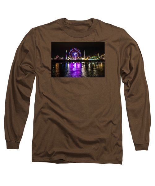 Night At The Carnival Long Sleeve T-Shirt