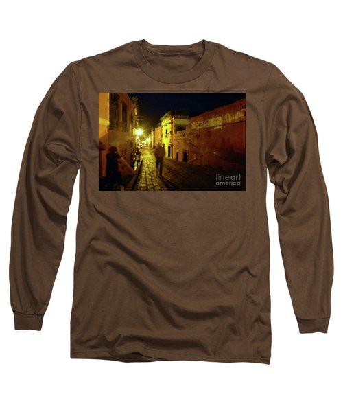 Night Dream Long Sleeve T-Shirt