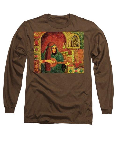 Night Music 3 Long Sleeve T-Shirt