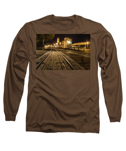 Night Rails Long Sleeve T-Shirt