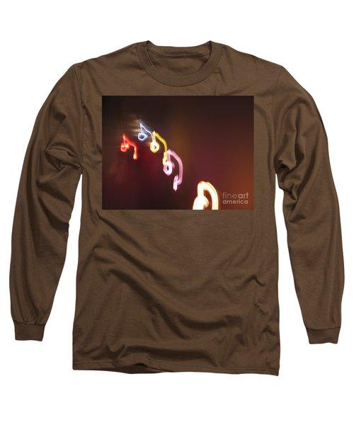 Long Sleeve T-Shirt featuring the photograph Nine Or Six Six Or Nine by Ausra Huntington nee Paulauskaite