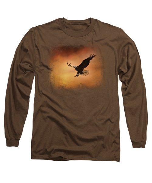 No Fear Long Sleeve T-Shirt by Jai Johnson