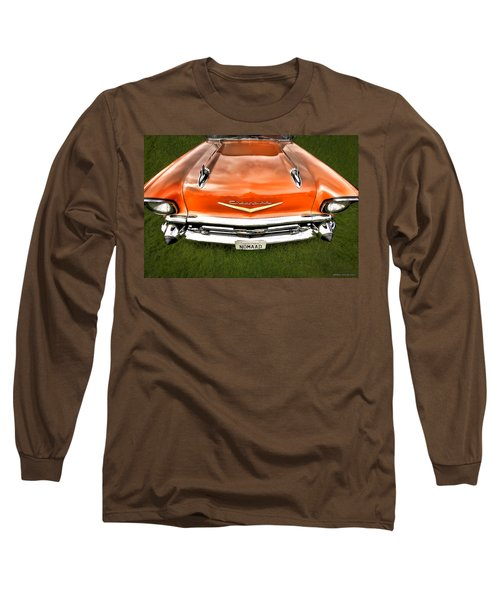 Nomaad Long Sleeve T-Shirt by Jerry Golab