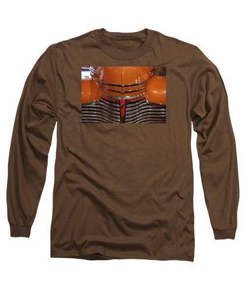Nose 1941 Chevy Long Sleeve T-Shirt