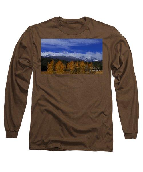 Not Yet Winter Long Sleeve T-Shirt