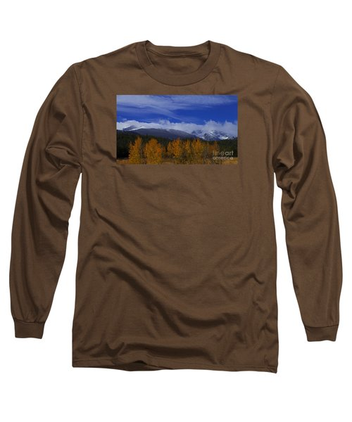 Not Yet Winter Long Sleeve T-Shirt