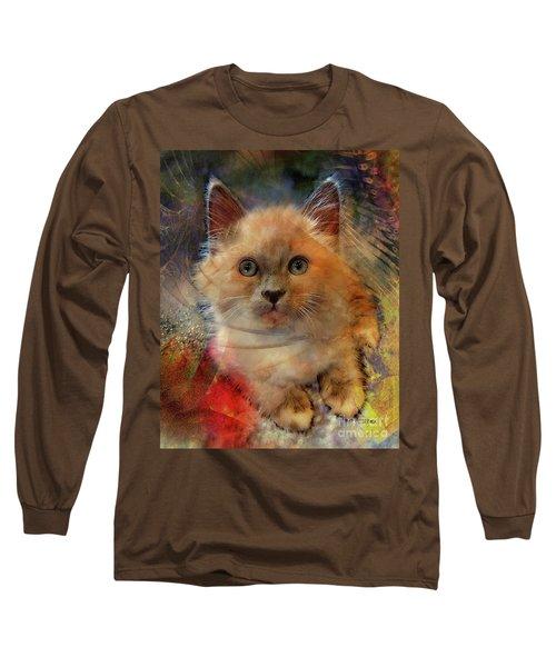 Notorious Rdk Long Sleeve T-Shirt by John Robert Beck