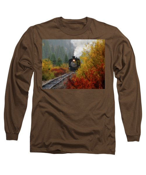 Number 482 Long Sleeve T-Shirt