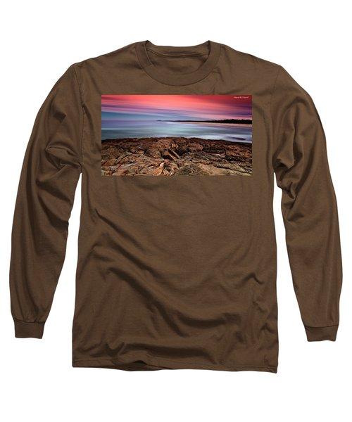Ocean Beauty 6666 Long Sleeve T-Shirt