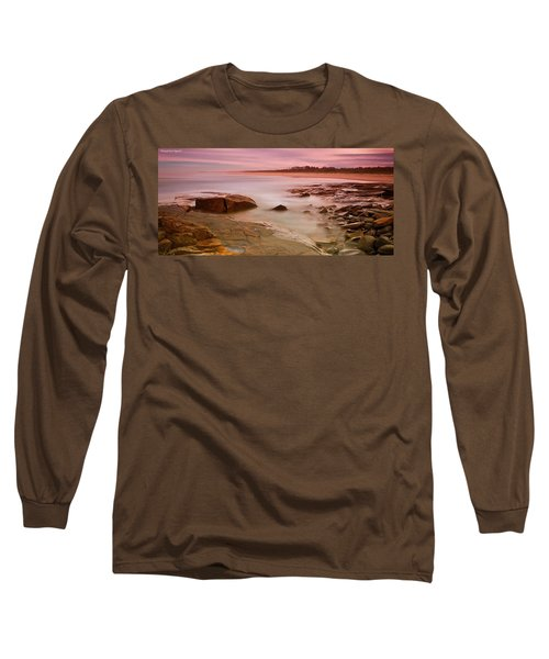 Ocean Beauty 801 Long Sleeve T-Shirt by Kevin Chippindall