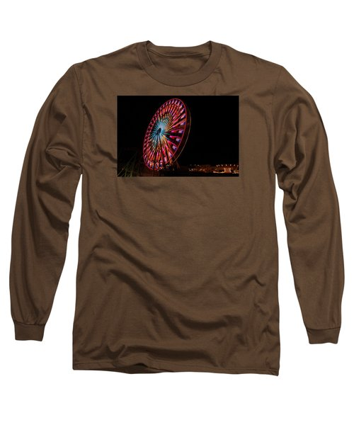 Ocean City Ferris Wheel6 Long Sleeve T-Shirt