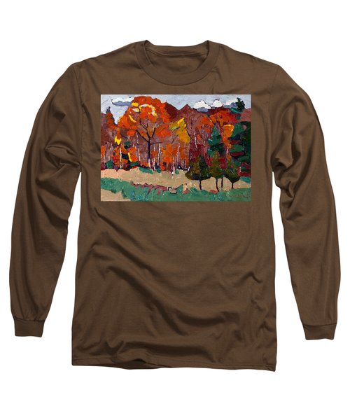 October Forest Long Sleeve T-Shirt