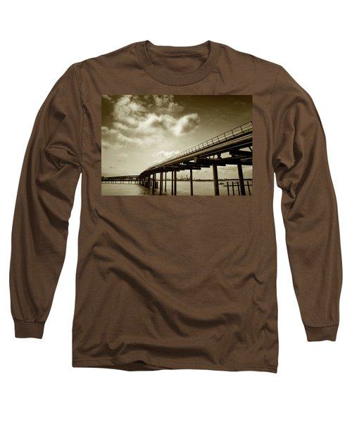 Oil Bridge II Long Sleeve T-Shirt