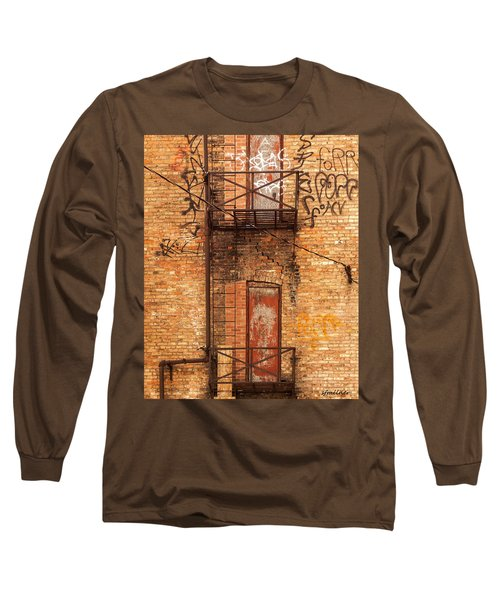 Old Escape Long Sleeve T-Shirt