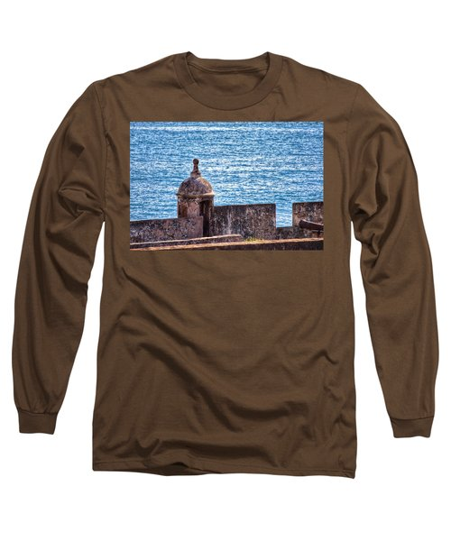 Old Fort  Long Sleeve T-Shirt