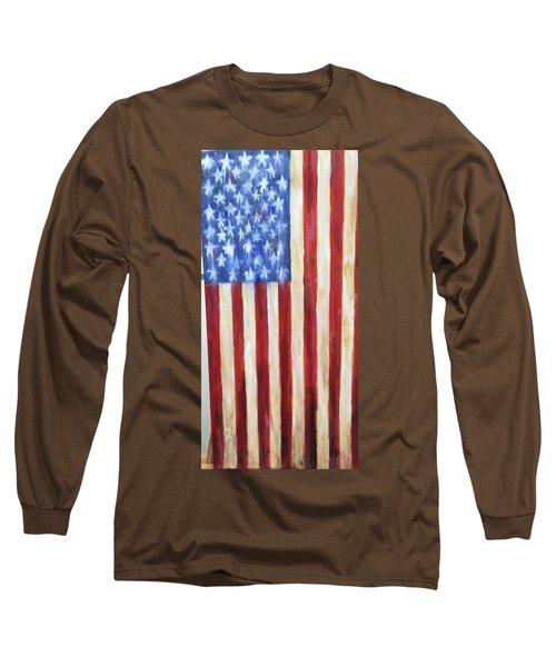 Old Glory Vii Long Sleeve T-Shirt