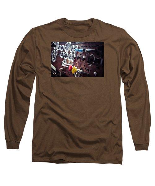 Old Harvester Long Sleeve T-Shirt