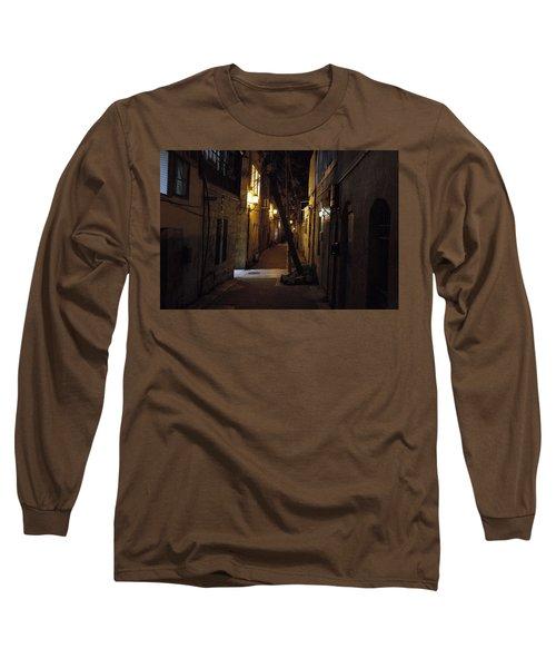 Old Jerusalem Long Sleeve T-Shirt