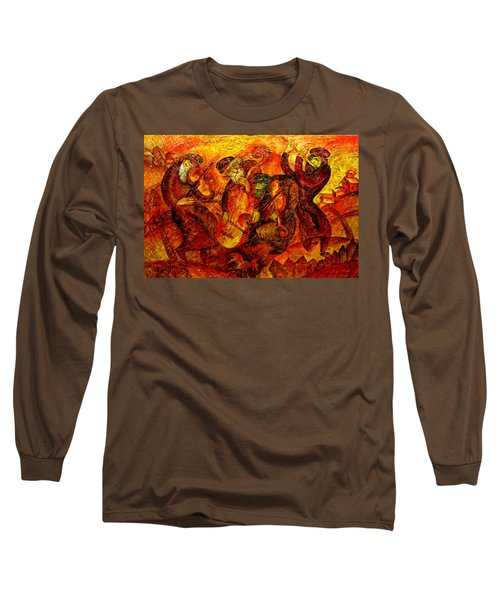 Old Klezmer Band Long Sleeve T-Shirt