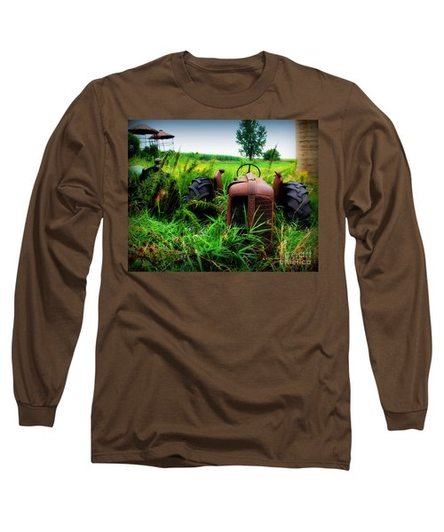 Old Oliver Long Sleeve T-Shirt