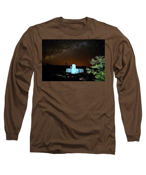Old Owen Springs Homestead Long Sleeve T-Shirt