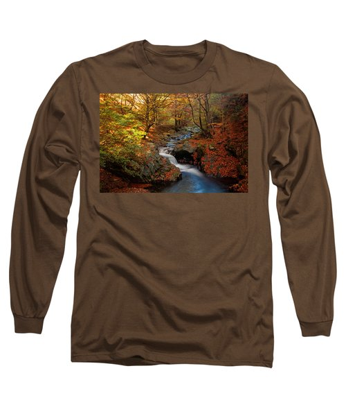 Old River Long Sleeve T-Shirt