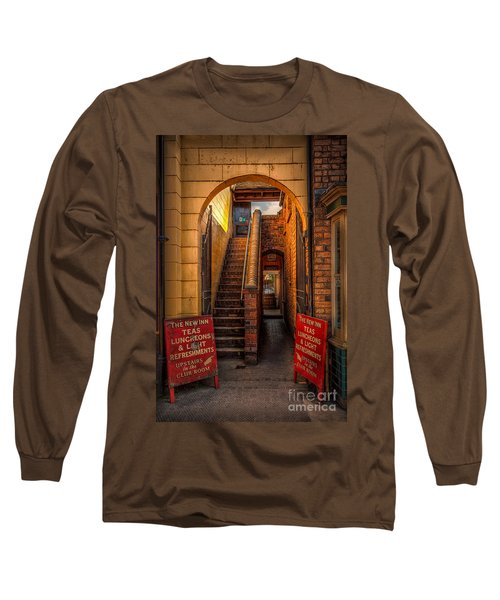 Old Signs Long Sleeve T-Shirt