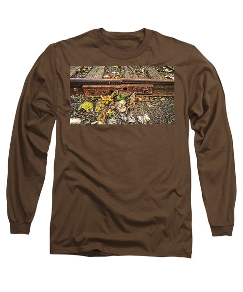 Old Tracks Long Sleeve T-Shirt