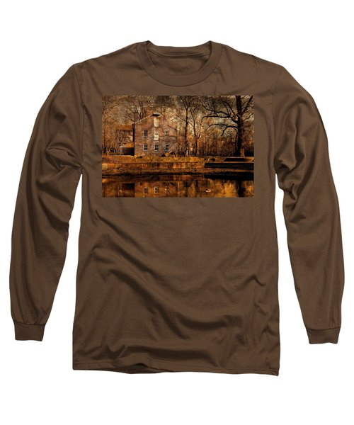 Old Village - Allaire State Park Long Sleeve T-Shirt