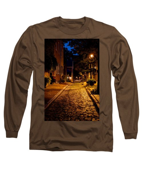 Olde Town Philly Alley Long Sleeve T-Shirt