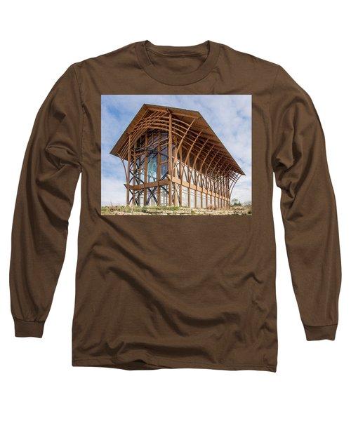 Omaha Holy Family Shrine 3 Long Sleeve T-Shirt