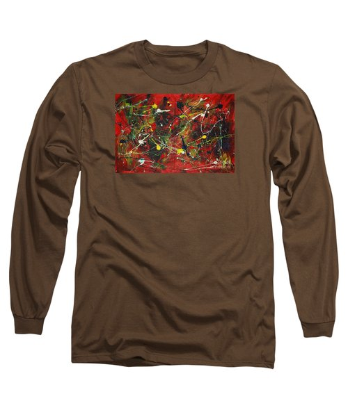 On A High Note Long Sleeve T-Shirt by Jacqueline Athmann