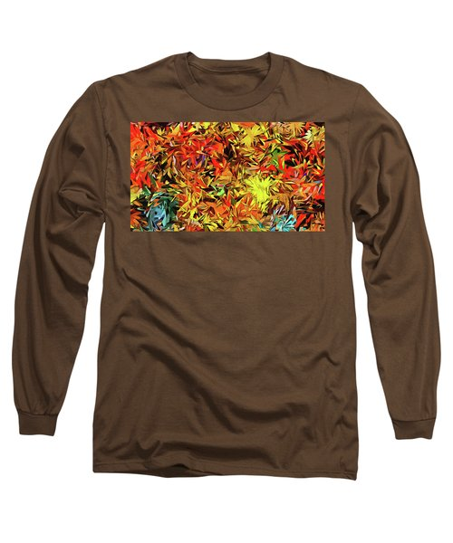 On Green Dolphin Street Long Sleeve T-Shirt