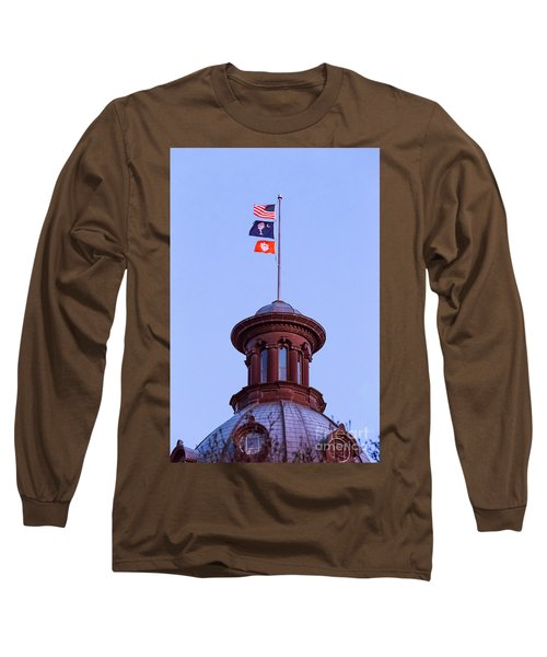 On The Dome-5 Long Sleeve T-Shirt