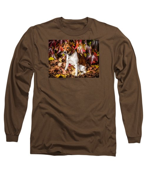 On The Leaves Long Sleeve T-Shirt