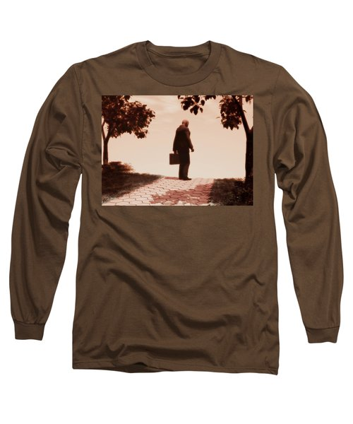On The Path To Nowhere Long Sleeve T-Shirt
