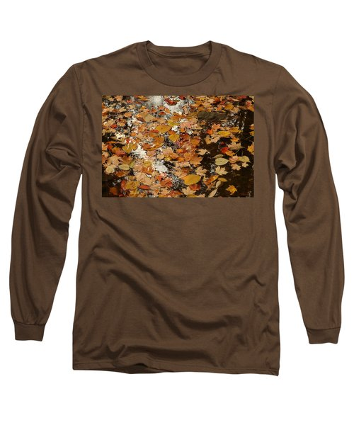 On The Water Long Sleeve T-Shirt by Michael McGowan